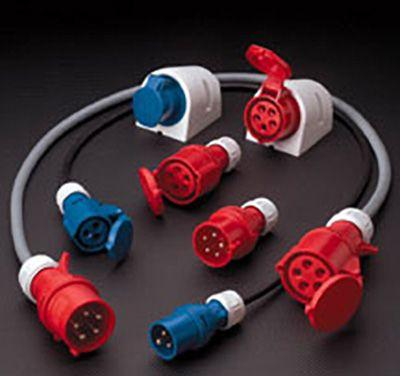 IEC 60309 Plugs, Connectors & Assemblies