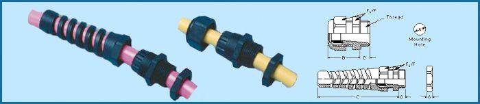 Straight Strain Relief Fittings Product