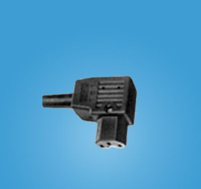 C15 Right-Angle Connector